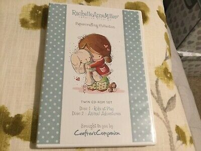 Crafters Companion Double CD Rom.