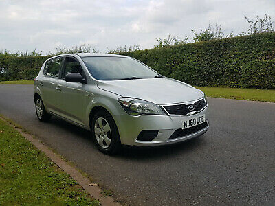 **Kia Ceed*1.4Petrol* Low Mileage*Very Good Condition **