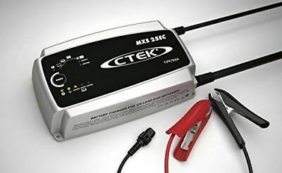 CTEK 40-128 MXS 25EC 12 Volt Battery Charger with Wall Hanger 300