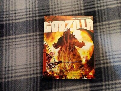 Godzilla (Blu-ray Disc, 2012, Criterion Collection)