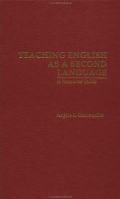 Teaching English As a Second Language : A Resource Guide-ExLibrary