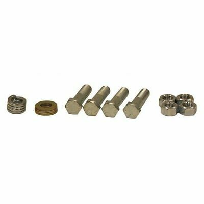 "BUYERS PRODUCTS 8525 Hardware Kit,Unfinished,4-21/32"" L"