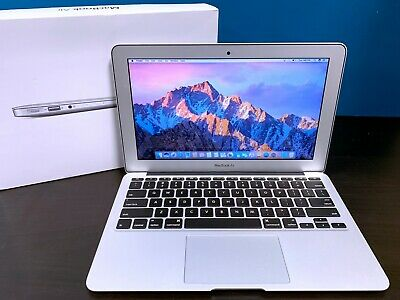 Apple Macbook Air 11 Inch / Upgraded Core I7 / 8Gb Ram / Os-2017 / 256Gb Ssd!