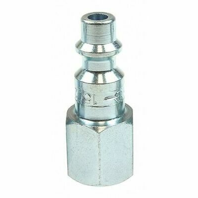 """1 PK NEW COILHOSE PNEUMATICS 1505-1//4/"""" INDUSTRIAL CONNECTOR 3//8/"""" FPT"""