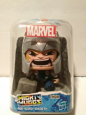 MARVEL AVENGERS THOR MIGHTY MUGGS FIGURE #11 (Hasbro, 2017) NEW