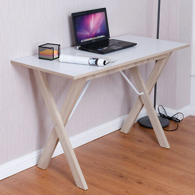 Wooden Simple Office Writing Table Computer Desk Workstation Office Furniture