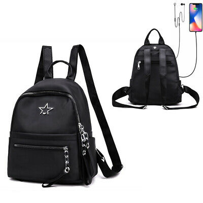 Fashion Anti Theft Reflective Women Backpack School Bags Laptop Large Capacity