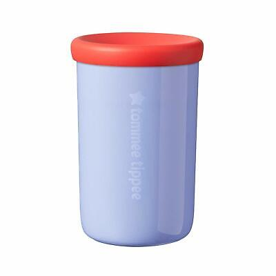 Kids Drinking Cup TOMMEE TIPPEE Easiflow No Spill 250ml BPA Free Capacity Purple