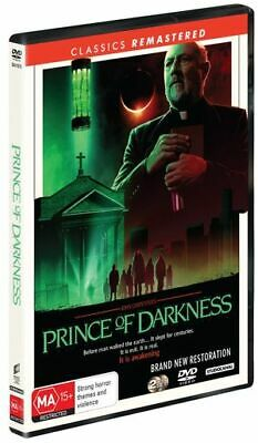 Prince Of Darkness (1987) (DVD, 2019) (Region 4) New Release