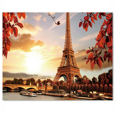 Abstract Canvas Print Oil Painting Wall Picture Home Decor UnFramed 50*4 QLS