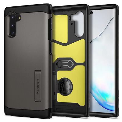 For Galaxy Note 10/10 Plus/10 Plus 5G Case Spigen® [Tough Armor] Protective