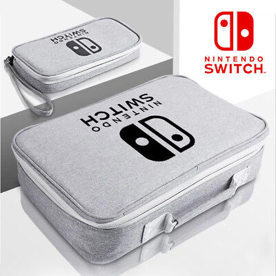 Portable Pouch Travel Bag Carrying Case for Nintendo Switch Console & Accessory