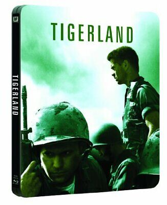 Tigerland Steelbook [Blu-ray] [2001] [DVD][Region 2]