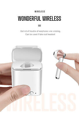 CA Mini TWS True Wireless In-Ear Stereo Bluetooth 4.2 Earphones Earbuds Headset