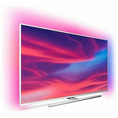 "Philips Smart TV 43PUS7354 43"" 4K Ultra HD LED WiFi Ambilight Silberfarben"