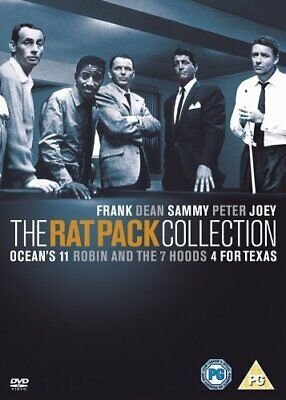 The Rat Pack Collection - 3 Disc Box Set [DVD] [2005][Region 2]