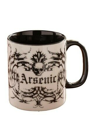 Victorian Trading Co Arsenic Poison Coffee Lovers Mug