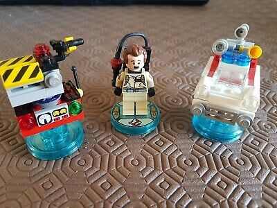 Lego Dimensions Ghostbusters Level Pack (71228) 100% Complete