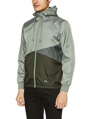 Dettagli su (TG. XL) Under Armour, Unstoppable Windbreaker, Giacca A Vento, Uomo, Marrone (C