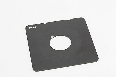 Cambo Ultima lens board for Copal 1 lens
