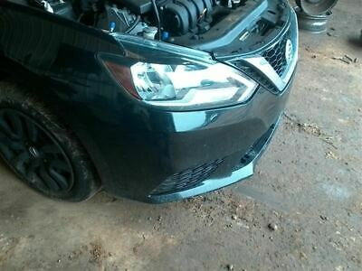 Front Bumper Removable Lower Grille Without Fog Lamps Fits 16-18 SENTRA 10176155