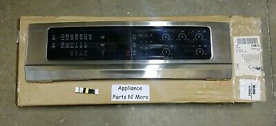 Frigidaire 316538420 Range Control Panel Assembly Genuine OEM part