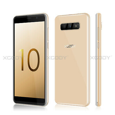 2019 New Unlocked 2GB+16GB 2 SIM Android Smartphone For AT&T Cell Phones XGODY