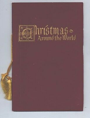 CHRISTMAS TRADITIONS / Christmas Around the World 1940