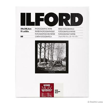 Ilford Multigrade IV RC Portfolio 44K 7x9 3/8in 100 Sheets 18x24