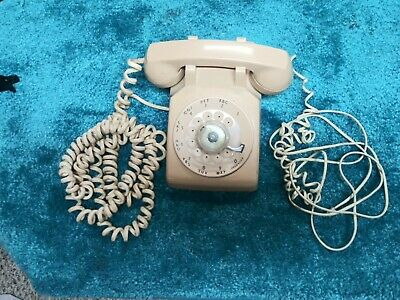 Bell Systems By Western Electric Rotary Dial Phone Used
