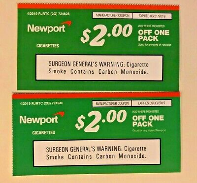 photograph about Newport Cigarettes Coupons Printable referred to as NEWPORT CIGARETTE TOBACCO Discount codes $4 Sum Personal savings