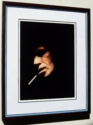 1992 KEITH RICHARDS photo Main Offender JAPAN album press ad