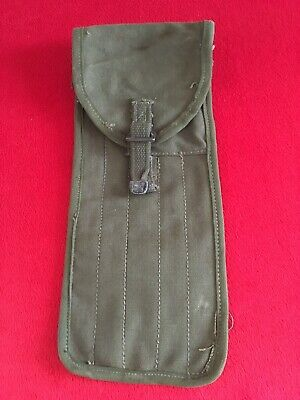 Vintage WW2 US Rifle M1 Garand Cleaning Rod Case M-15