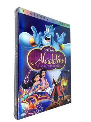 New Aladdin (2019) 2- dish free shipping