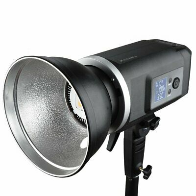 Godox SL Series SLB60W 60W Battery-Operated 5600K White LED Video Light F Camera