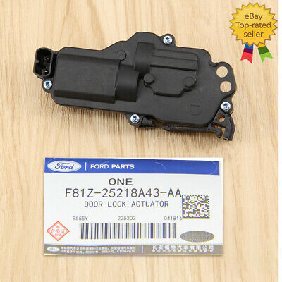 Power Door Lock Actuator Motor Left DRIVERS SIDE Fit for Ford Lincoln Mercury