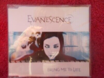 Evanescence Bring Me To Life C.d.