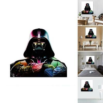 Computer Inkjet Painting Movie Character Multi-Color Wall Decor Art WST 01