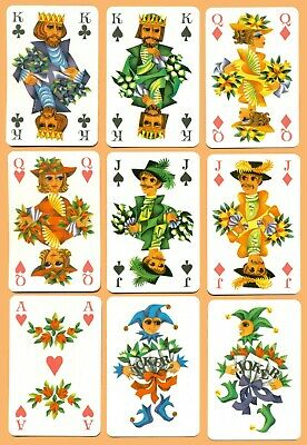 Gracia. Juego de naipes/Playing Cards/Jeu de cartes/Spielkarten.