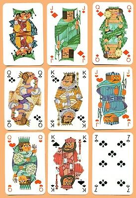 DSM Juego de naipes/Playing Cards/Jeu de cartes/Spielkarten: