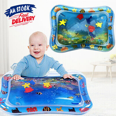 Baby UE Sea World Time For Infants Inflatable Toddlers Fun Tummy Water Play Mat