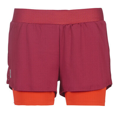 Shorts donna Only Play  ONPJOELLE Rosso  15688151