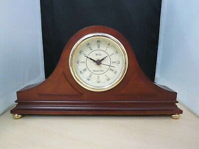 Small Acctim Napoleon Westminster Chime Mantel Clock - 25A
