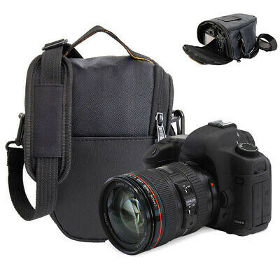 Triangle Black Camera Bag Backpack SLR Case for Canon Nikon Sony SLR DSLR Hot