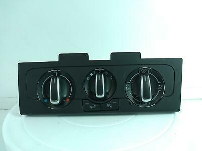 2011 VOLKSWAGEN POLO Mk5 Heater Climate Controls 6R0820045G 470