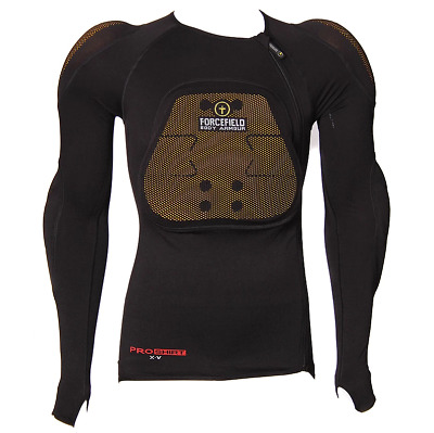 Forcefield Pro Shirt X-V 2 (without back protector) BNWT