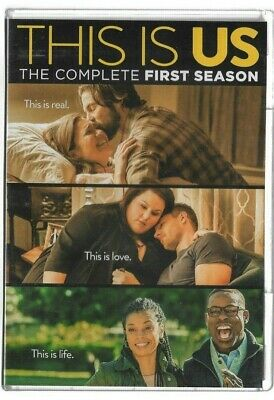 Sealed NEW DVD - TV Series -  THIS IS US - Complete  Season 1