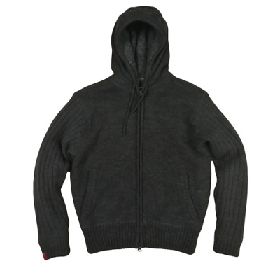 SCHOTT NYC MEN'S Rocky 2 Quilted Hooded Long Sleeve Jacket