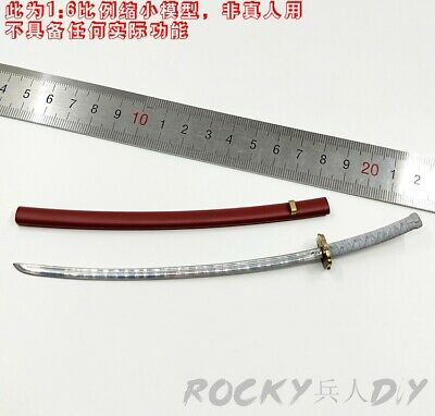 Sword for 101TOYS The NO.1 Japanese Soldier SANADA YUKIMURA 1/6 Scale Action