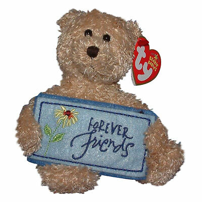 GREETINGS TY BEANIE BABY forever friends ci